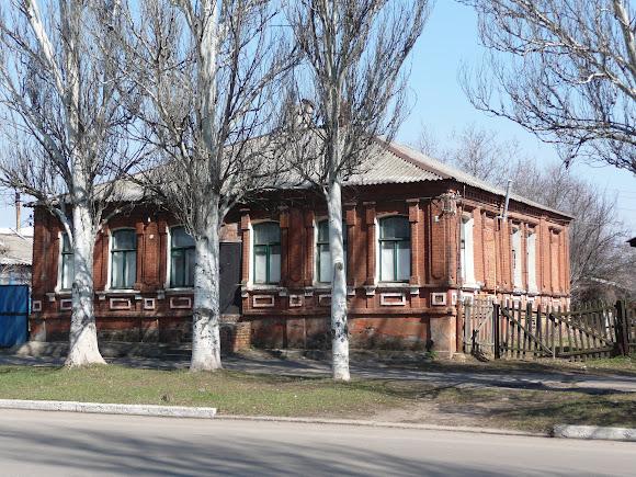 Славянск. Ул. Шевченко