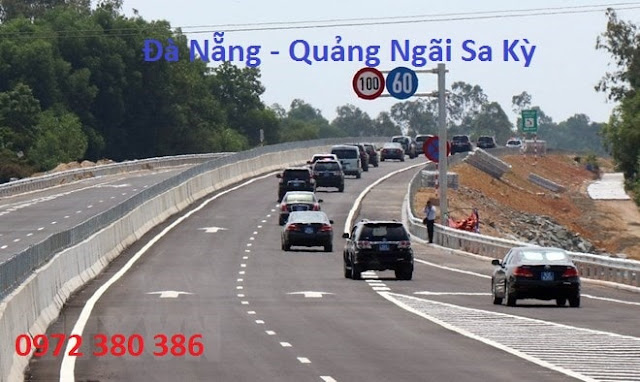 Xe Đà Nẵng đi Cảng Sa Kỳ, Quảng Ngãi