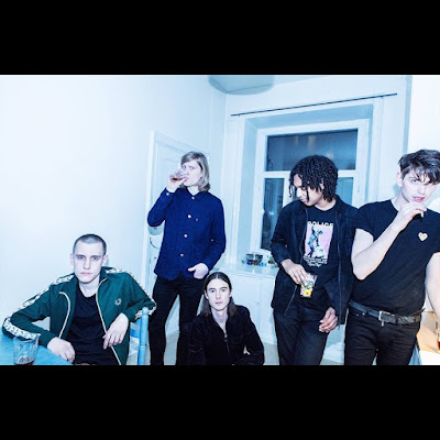 """Swedish post punk indie rockers and """"2:42"""" from the """"Cult"""" EP"""