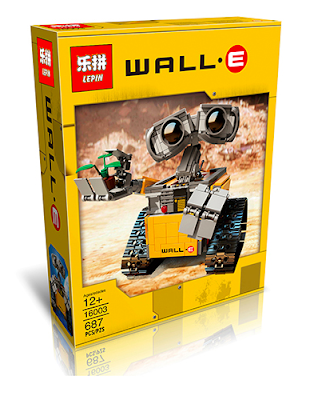 its-not-lego.blogspot.com, lepin 16003 wall-e
