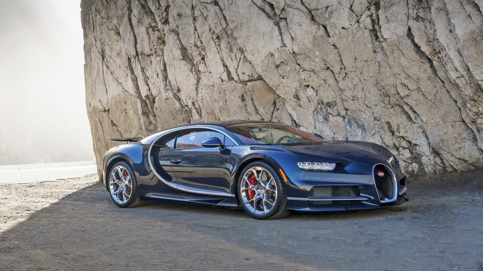 All Bout Cars Bugatti Chiron