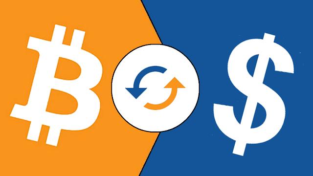 كيف يتم تحويل البتكوين الى دولار، طرق واستراتيجيات