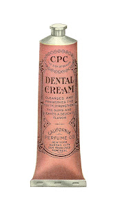 toothpaste beauty image antique illustration download