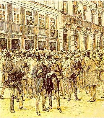 #Bolsas de Valores, Conceitos e evolução Histórica