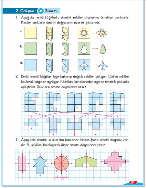 3 Sinif Berkay Yayinlari Matematik Calisma Kitabi 61 Sayfa