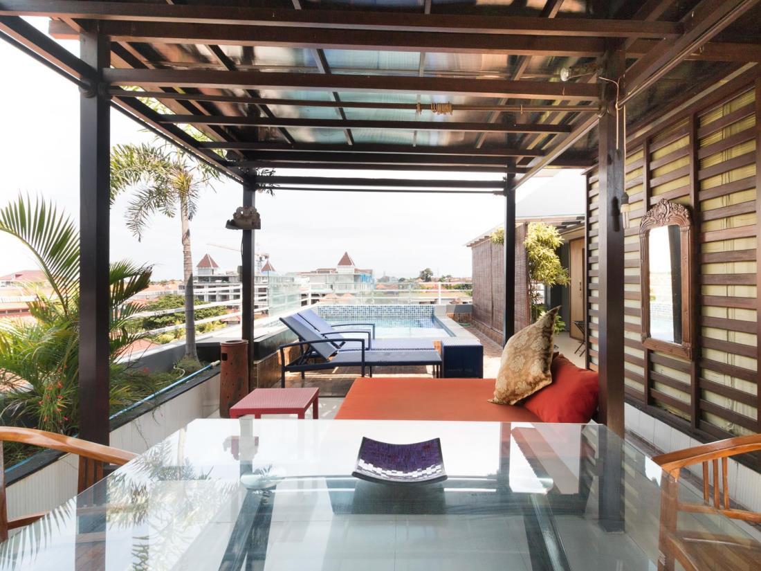A Residence Kuta Bali 25