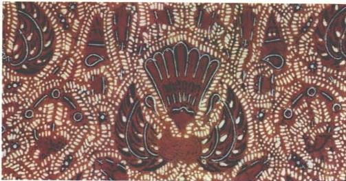 Batik Motif Sido Mukti Ukel Lembat