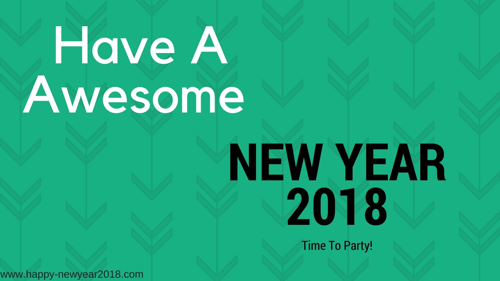 top new year 2018 wallpapers