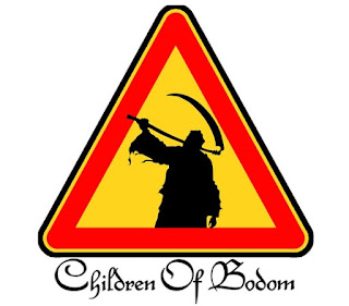 Logo Children of bodom