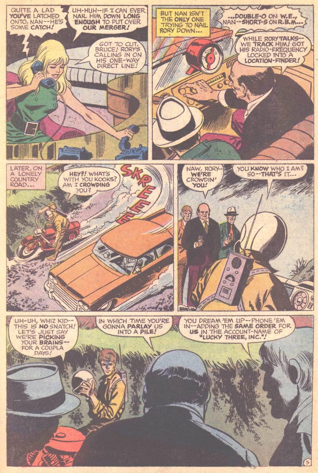 Detective Comics (1937) 396 Page 6