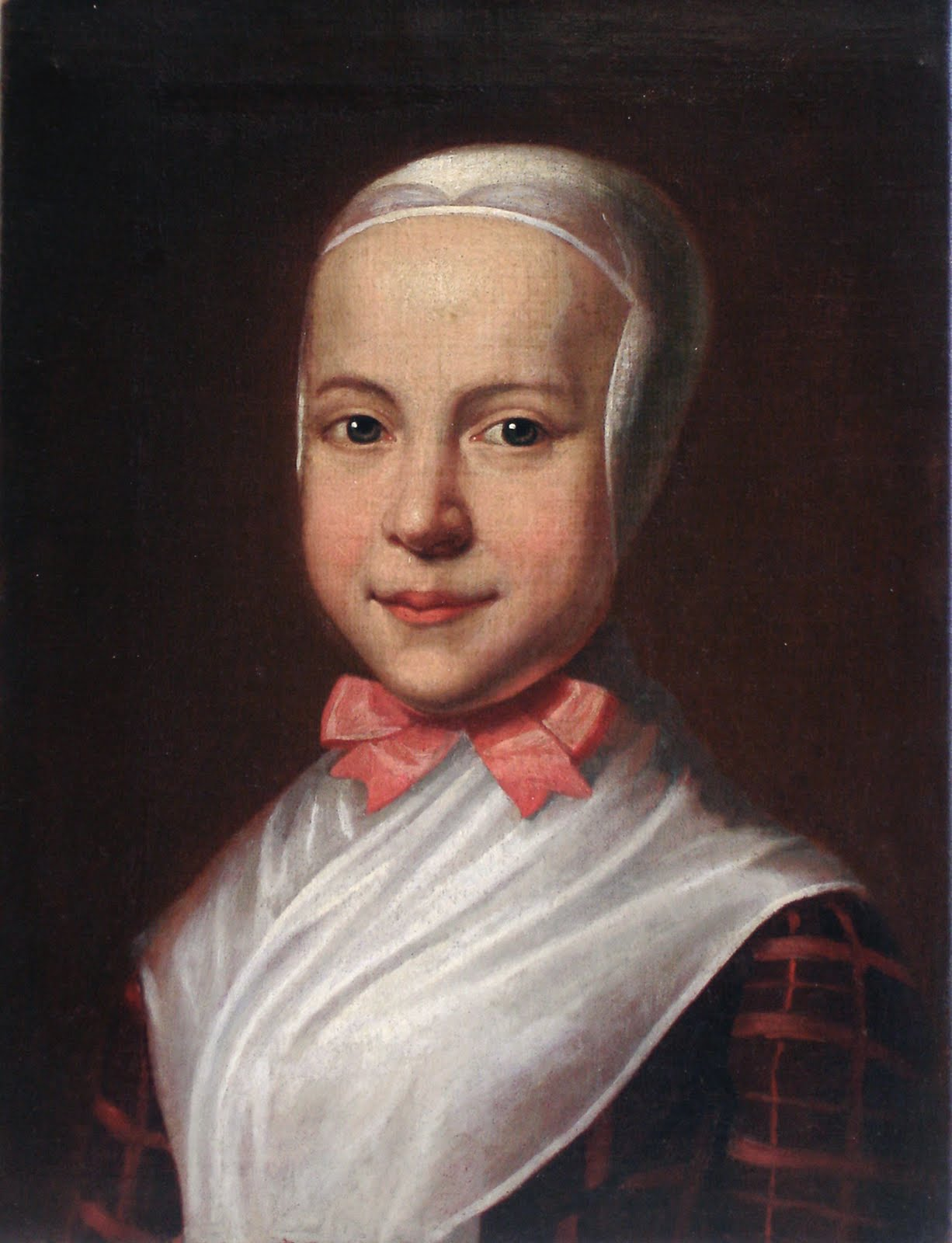 isis wardrobe a few 18th century paintings of interest young moravian girl by johann valentin haidt painted before 1780