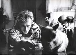 ジェームズ・ディーンの愛猫マーカスと