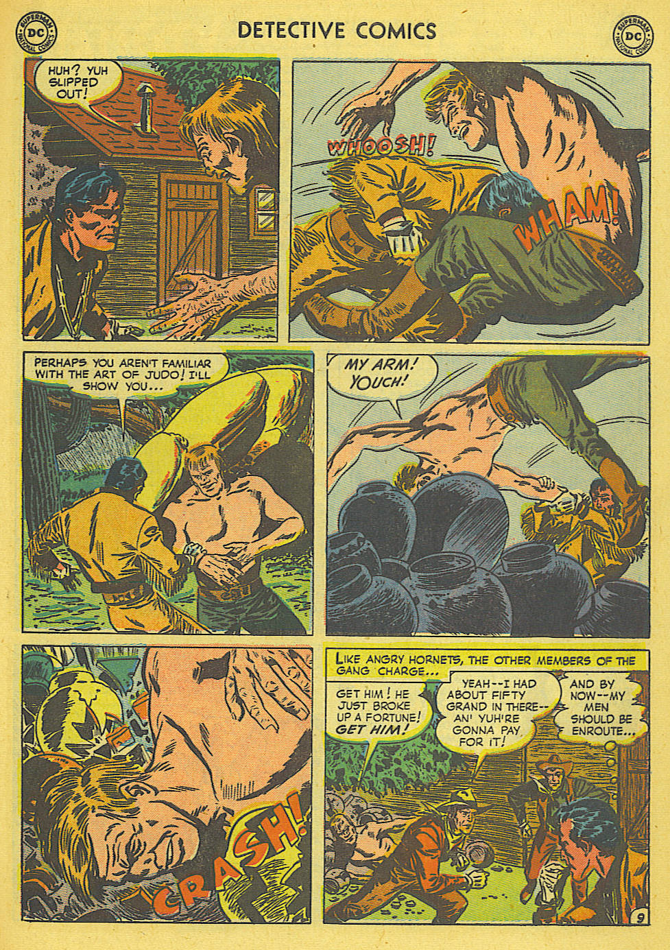 Read online Detective Comics (1937) comic -  Issue #173 - 48
