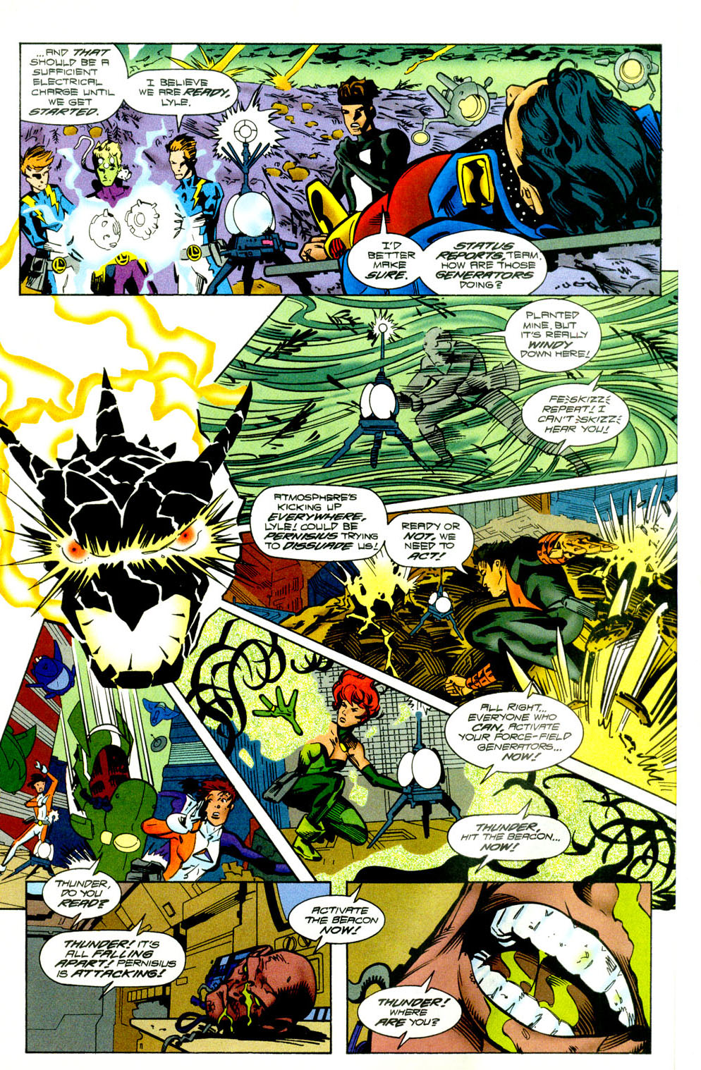 Legion of Super-Heroes (1989) 118 Page 15