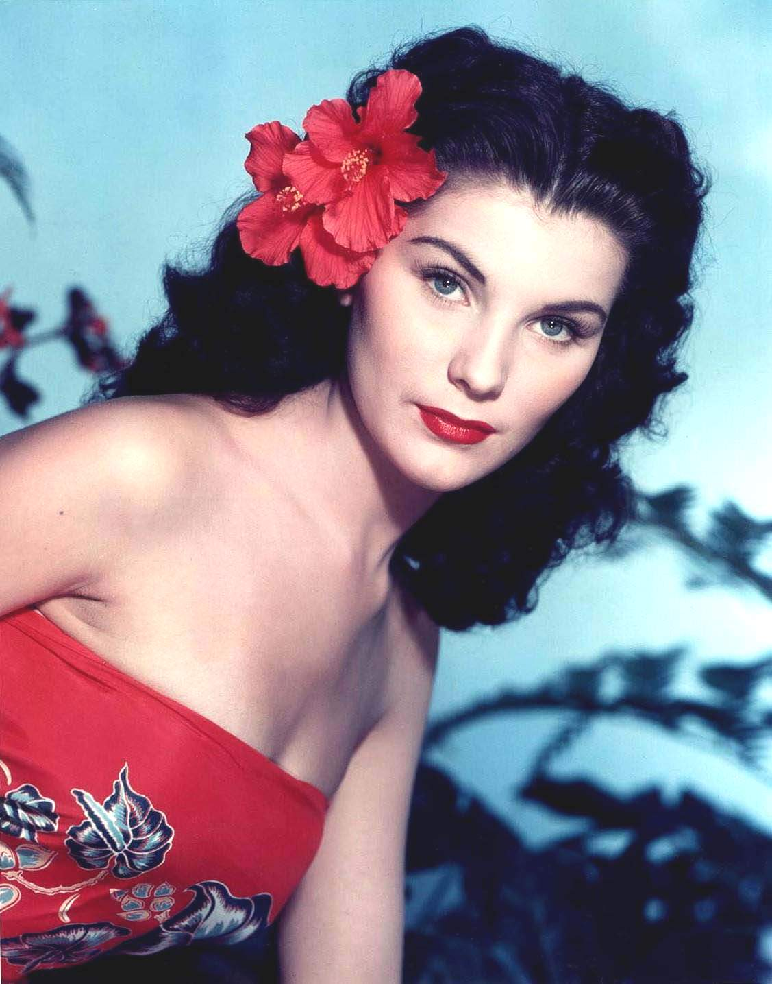 Puppy Love Preschool Style Muse Debra Paget