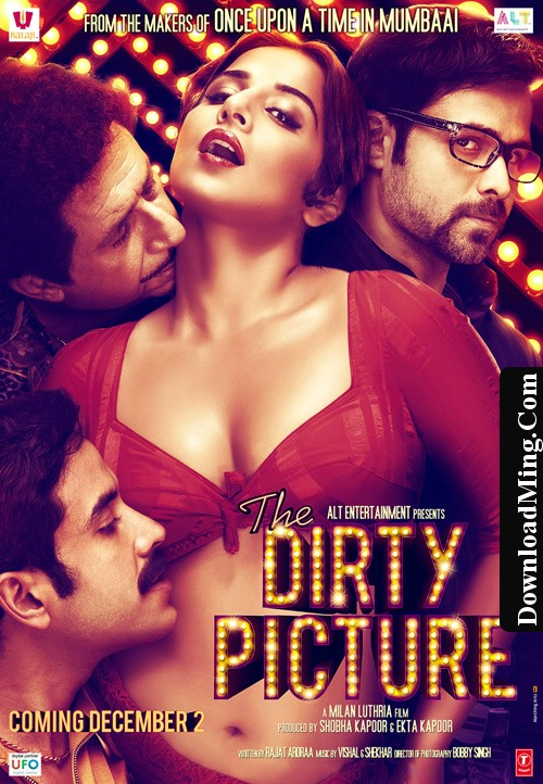 'The Dirty Picture' Hindi Movie Tamil Review 2