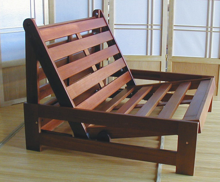 Bifold Futon Frame Plans Like The Names Suggest