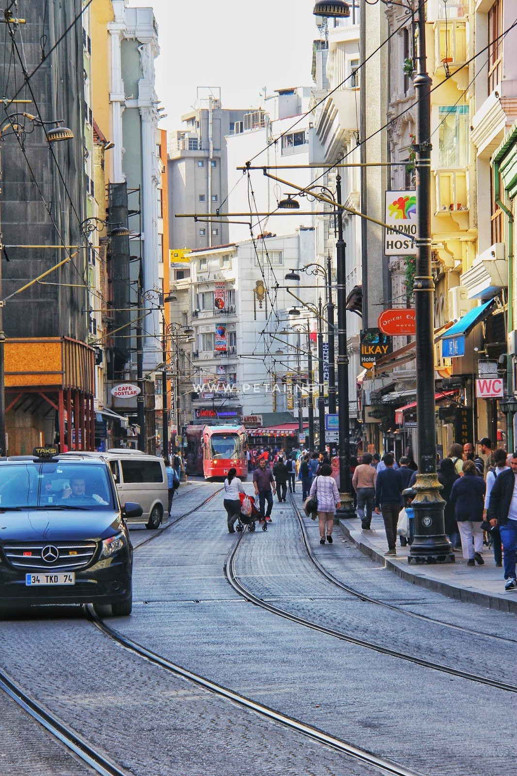 15 Perkara Yang Saya Lihat Dari Jalanan Istanbul 2