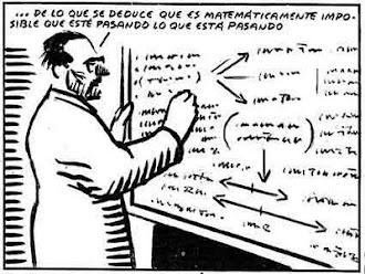 Resultado de imagen de El Roto sobre las Matemáticas