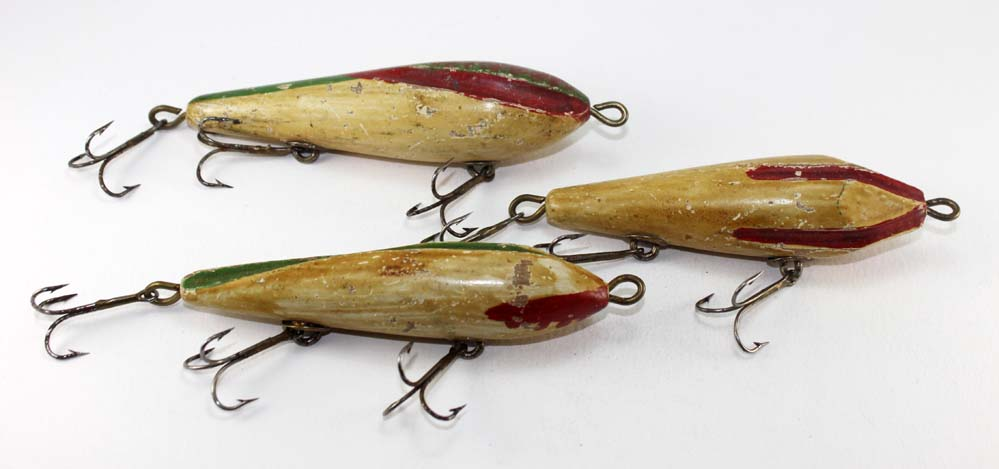 Flute fishing lures for Homemade fish bait