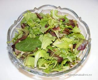 Salata mixta retete culinare,