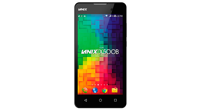 firmware - rom stock Lanix ILIUM X500B TELCEL