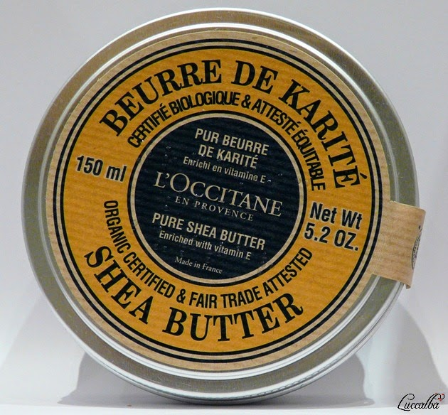 Manteca de Karité de l'Occitane