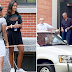 Malia Obama Checks Into Harvard Dorm With Help From Barack & Michelle [Photos]