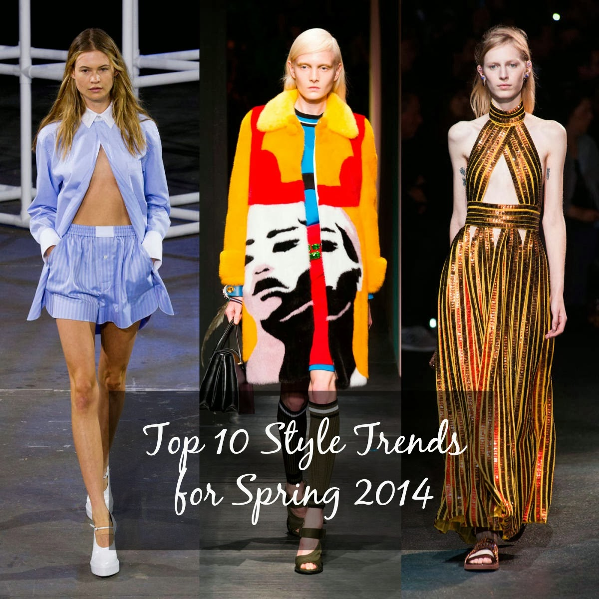 Fashion from the Hart : Top 5 Style Trends for Spring 5