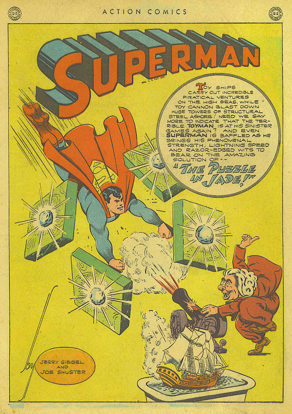 Action Comics (1938) 85 Page 2