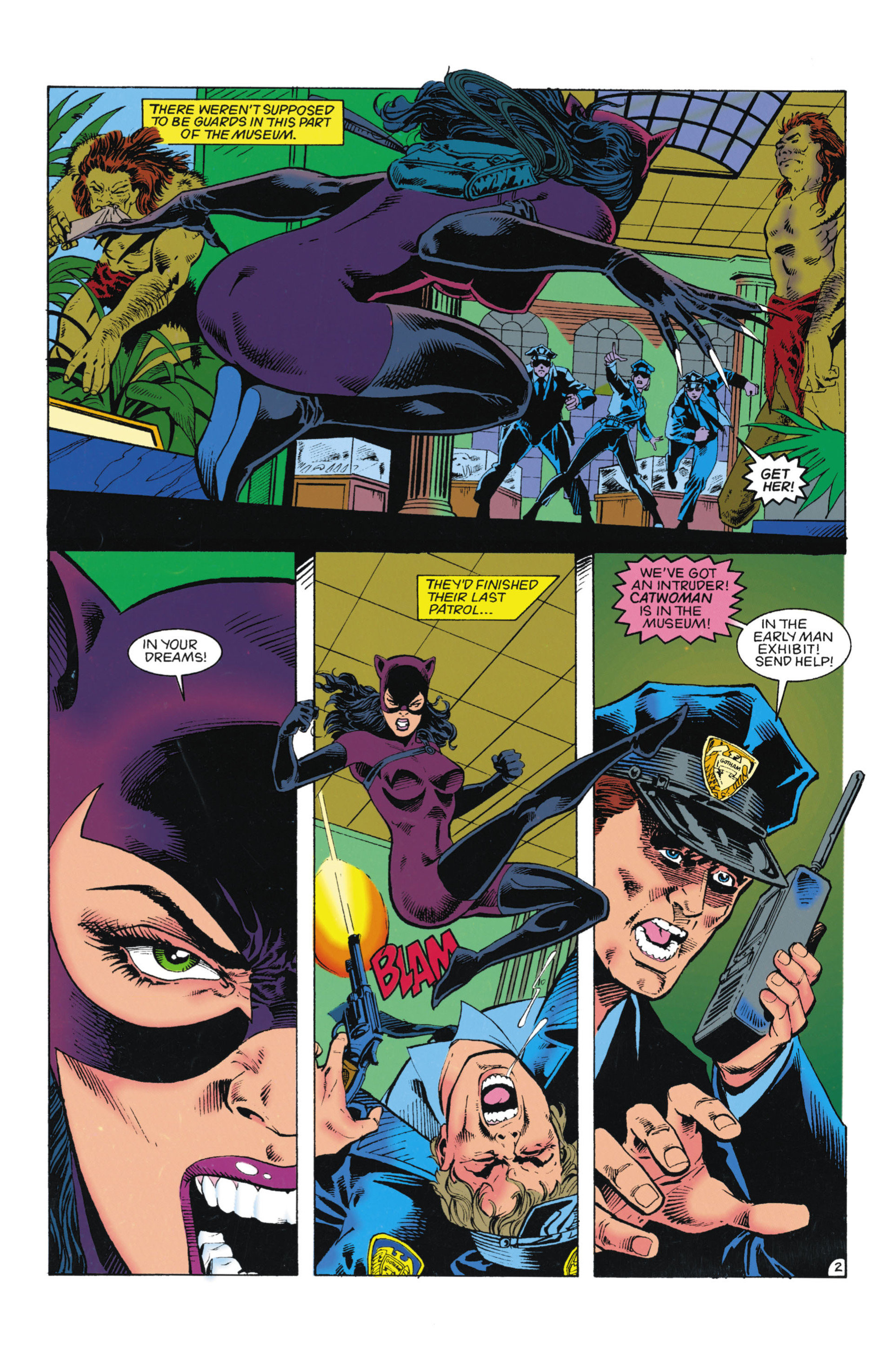 Catwoman (1993) Issue #1 #6 - English 3