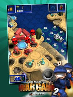 لعبة Great Little War Game 2