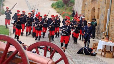 156  Así se Representó la Batalla de Lacar