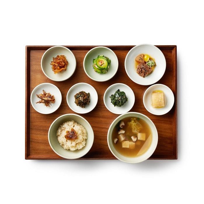 Mingles, the best restaurant in South Korea