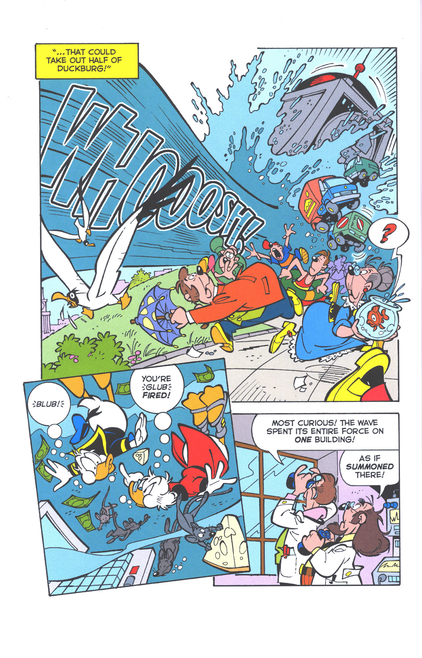 Read online Uncle Scrooge (1953) comic -  Issue #377 - 20