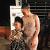 Pearl Thusi & her daughter own the #SAMA23 red carpet