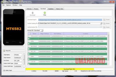 Tutorial ini sebenarnya tak hanya untuk memperbaiki Oppo Find  Tutorial Flash Oppo Find 5+ Mini Bootloop Gampang Banget