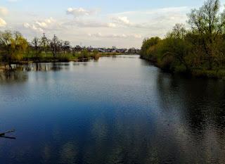 Миргород, Полтавская обл. Река Хорол