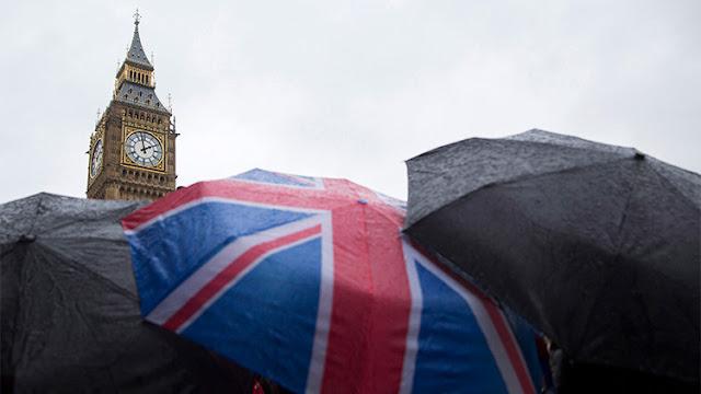 """El Reino Unido se convierte en la economía con menor crecimiento del G7 tras el 'Brexit"""""""