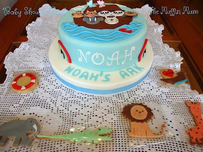 Baby Shower Noah