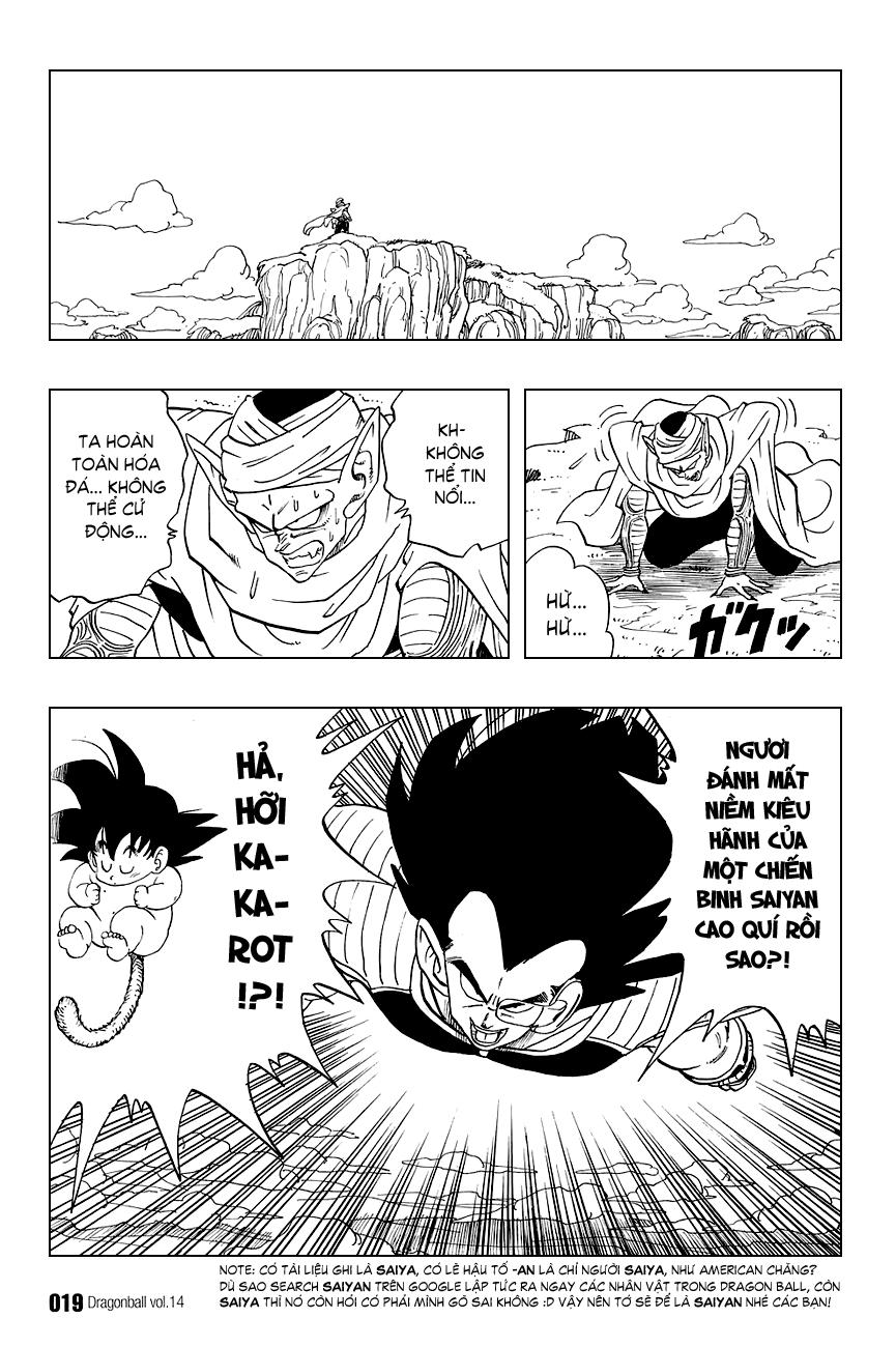 Dragon Ball chap 195 trang 16
