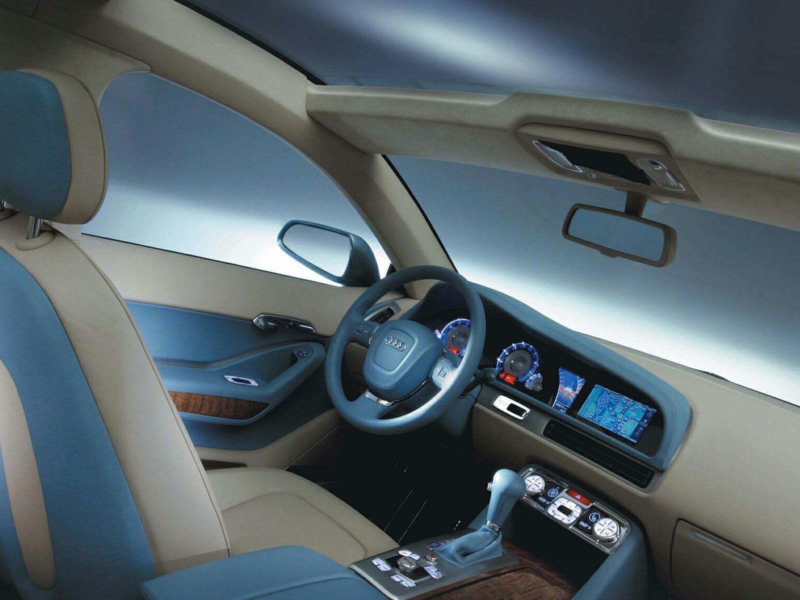 car interior design wallpaper