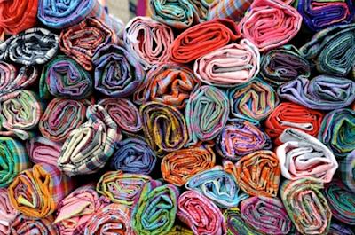 Jenis-Jenis Material Kain Yang Biasanya Digunakan Untuk Membuat Pakaian