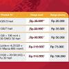 Nih...!! Paket Internet Murah Dari Tri Hot Sale November - Desember 2017
