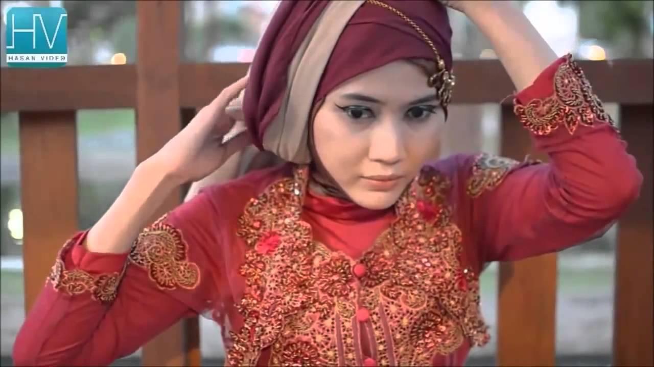 13 Model Kebaya Hijab Cantik Kekinian Untuk Wisuda ImambollNet