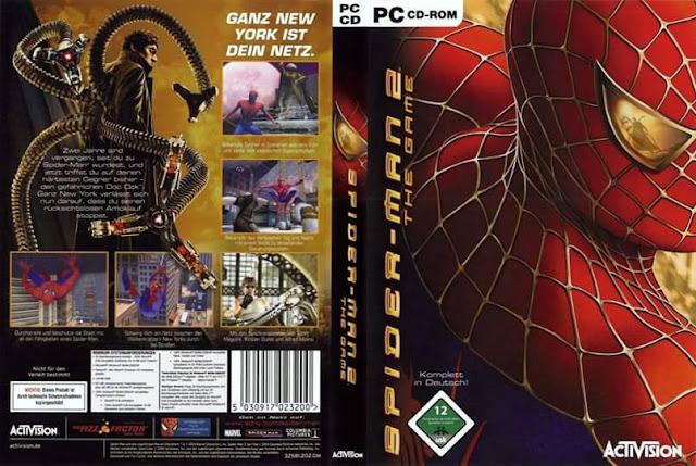 تحميل لعبة spider man 3 من ميديا فاير برابط واحد