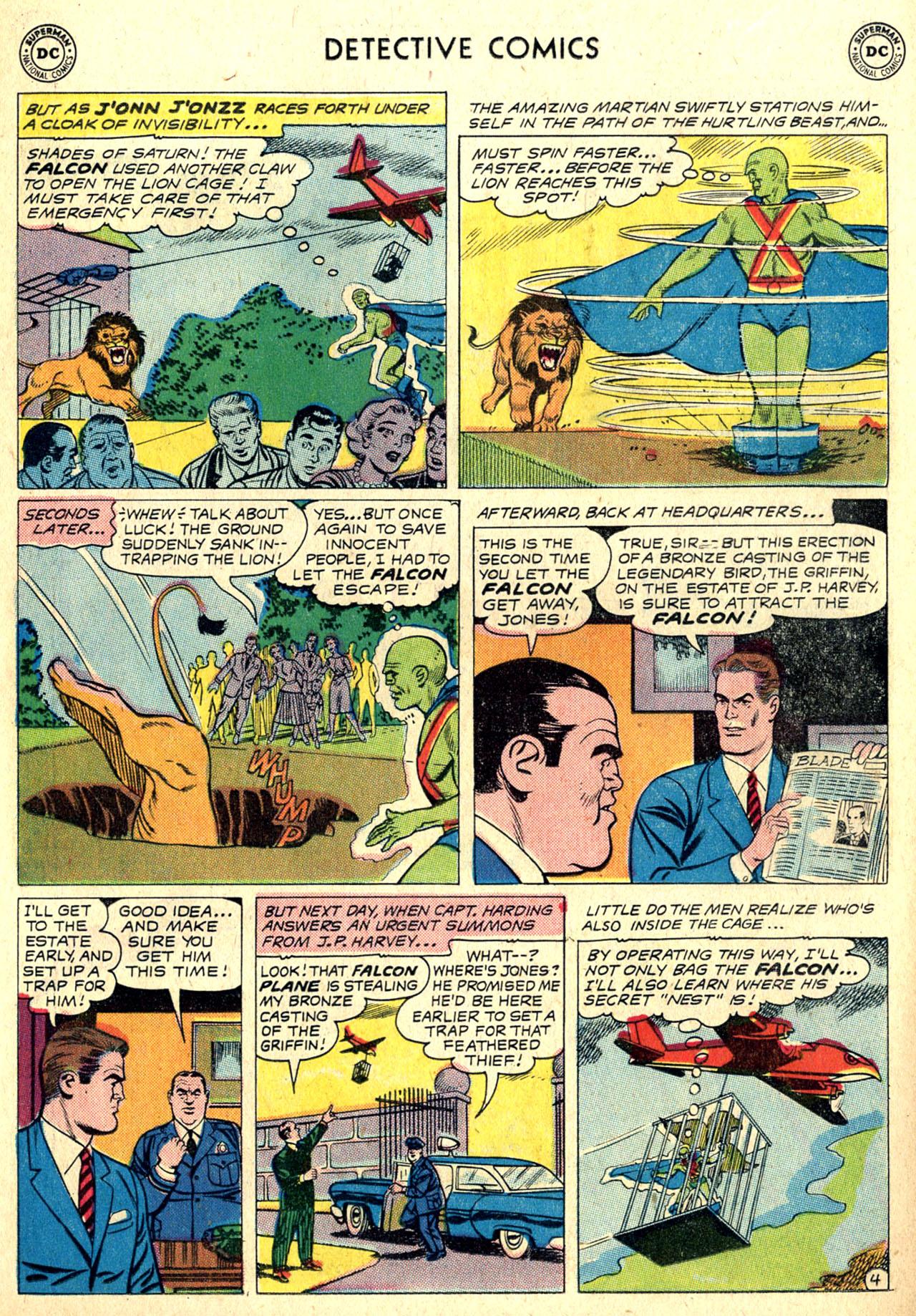 Read online Detective Comics (1937) comic -  Issue #265 - 30