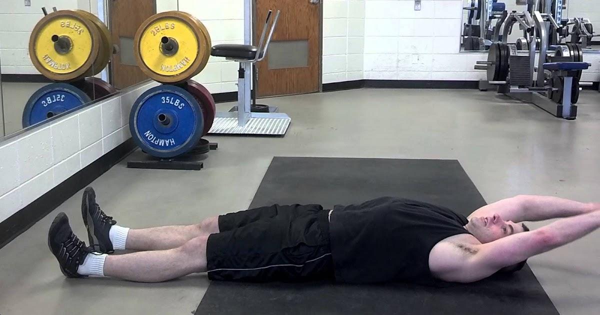 Olahraga Dan Latihan Cara Mengecilkan Perut