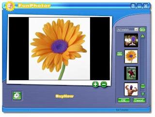 تنزيل برنامج دبلجة الصور والكتابه عليها FunPhotor