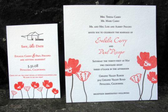 What A Wedding Invitation Should Say: Simple Wedding Invitations